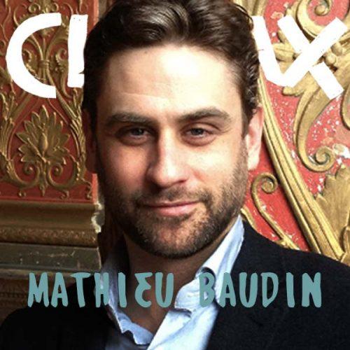 Mathieu BAUDIN – Directeur de l'Institut Futurs Souhaitables