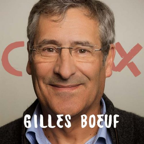 Gilles BŒUF – Biologiste, ancien président du Muséum National d'Histoire Naturel