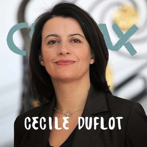 Cécile DUFLOT – Directrice générale d'Oxfam France