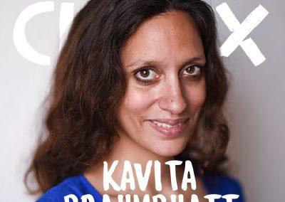 Kavita BRAHMBATT – Co présidente et fondatrice Action emploi réfugiés