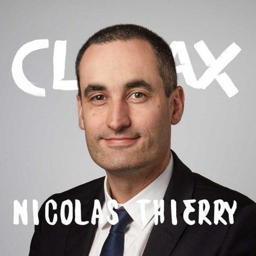 Nicolas THIERRY – Vice-Président de la Région Nouvelle-Aquitaine en charge de l'environnement et de la biodiversité