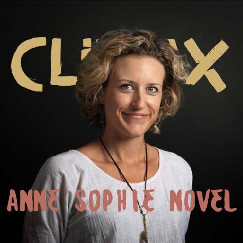 Anne-Sophie NOVEL – Journaliste et animatrice