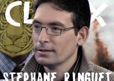 Stéphane RINGUET – Reponsable du programme Commerce des Espèces Sauvages