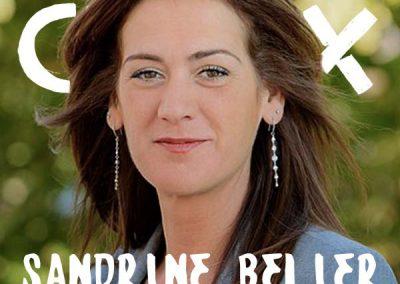 Sandrine BELIER – Directrice de Humanité et Biodiversité