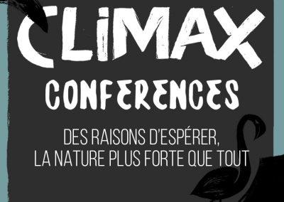 CONFÉRENCE 6 : DES RAISONS D'ESPÉRER, LA NATURE PLUS FORTE QUE TOUT