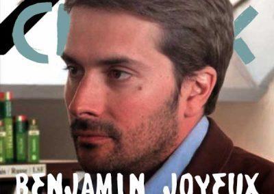 Benjamin JOYEUX – Journaliste, co-fondateur du REV