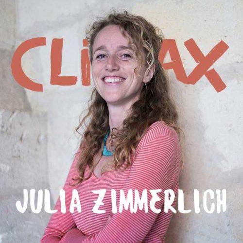 Julia ZIMMERLICH – journaliste et animatrice