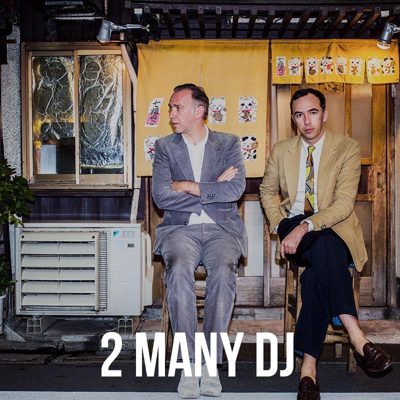 2MANYDJS (DJ SET)
