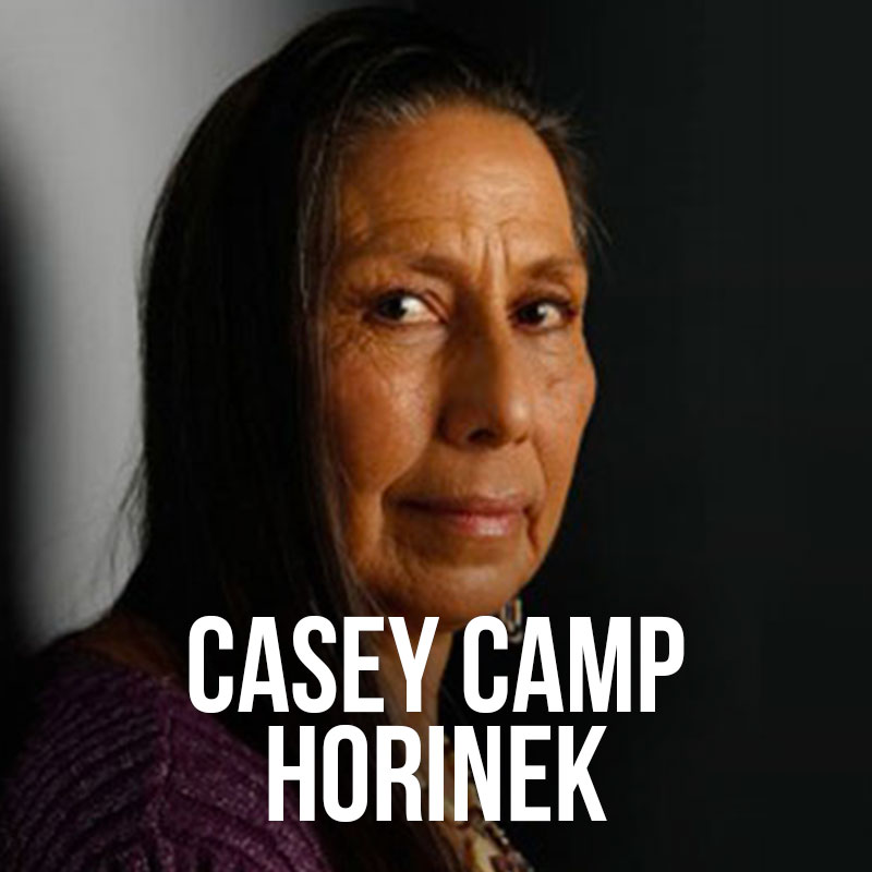 GRAND TÉMOIN – CASEY CAMP