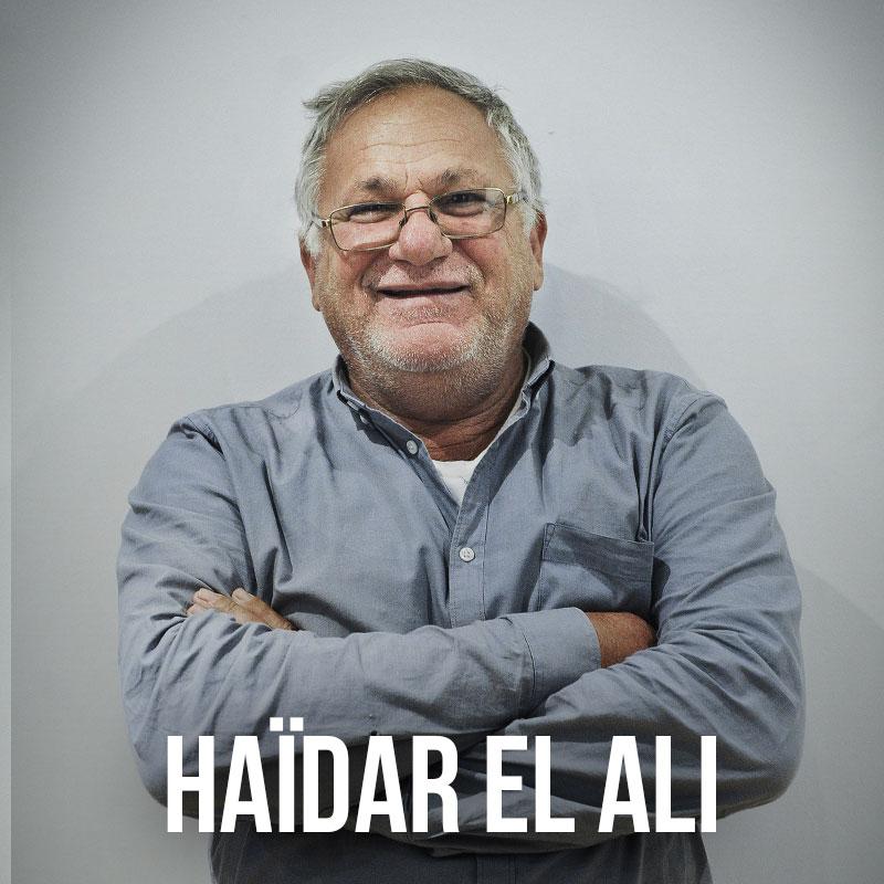 GRAND TÉMOIN – HAIDAR EL ALI