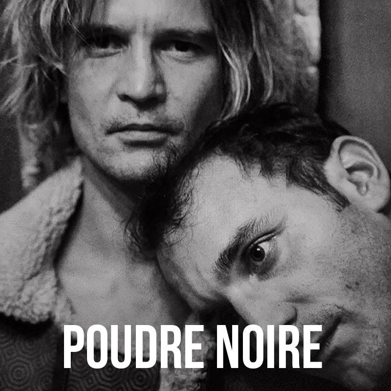 POUDRE NOIRE