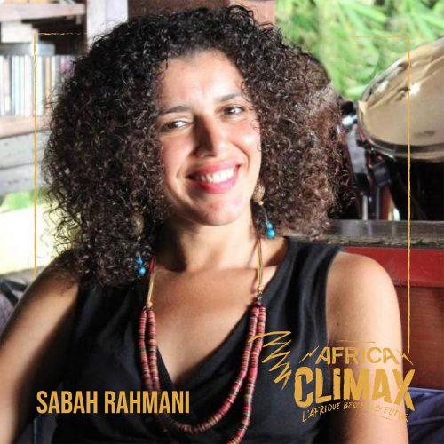 Sabah Rahmani